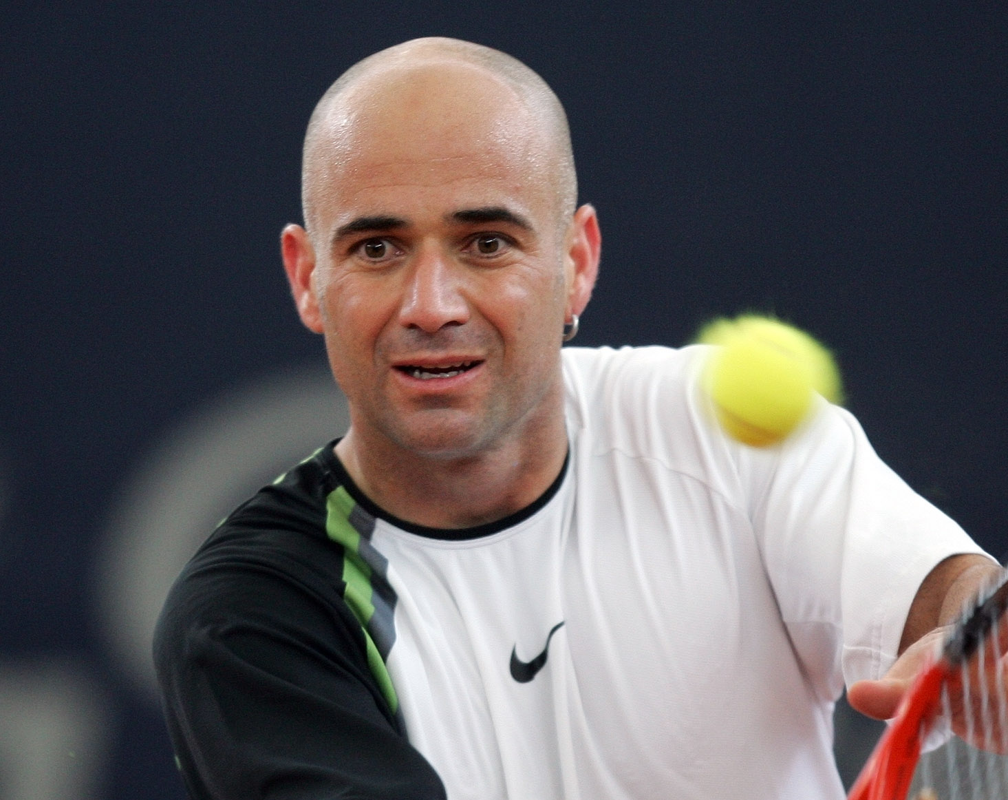 Andre Agassi on his father s interaction with Pete Sampras